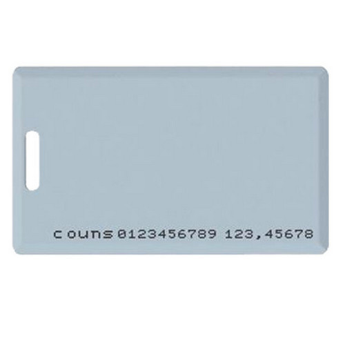Proximity Thick Card