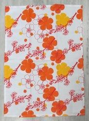 Cotton Printed Tea Towel, Size: 50 x 70 cm