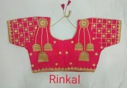 Rinkal Embroidered Blouse