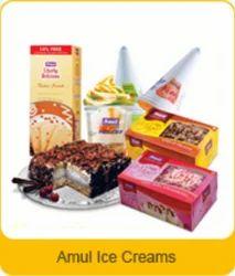 Amul Ice Cream, Packaging Type: Box