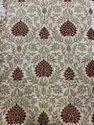 Shervani Zari Embroidery Dupion Fabric