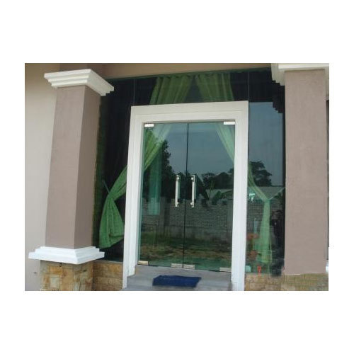 Upto 10 X 7 Ft Toughened Door Glass