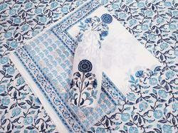 Cotton Printed Unstitched Dress Materials