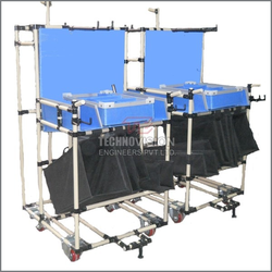 Kitting Dunnage Trolley