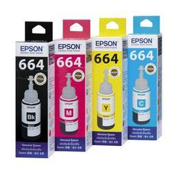 EPSON T664 INE BOTTLE SET