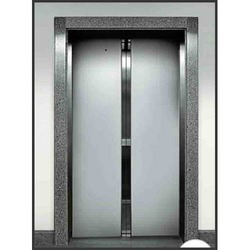 Automatic Lift Door