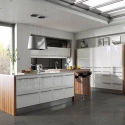 High Gloss UV Kitchen