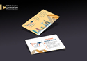 Visiting Card, Size: 90x50 Mm
