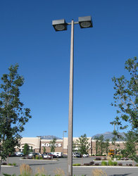 Square Tapered Pole