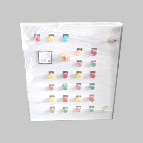 CRC Sheet Three Phase Electric Control Panel, IP Rating: IP66