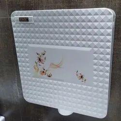 PP White Diamond Dual Flush Cistern, For Toilet