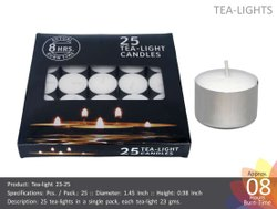 Tea Light 23-25