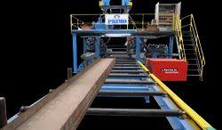 Primo Automatic H Beam Welding Machine, Text