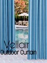 Vellair Outdoor Waterproof Curtains
