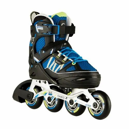 Carbon Oxelo Four Wheel Skating Shoes