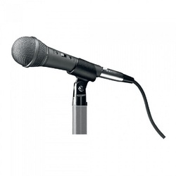 Dark Gray BOSCH LBC2900/15 Wired Handheld Microphone
