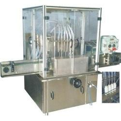 Automatic Cough Syrup Filling Machine