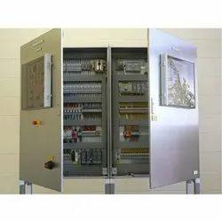 Aluminium Three Phase Power Control Panel, IP40