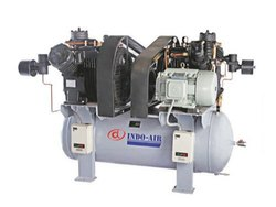 Reciprocating Multi Stage High Pressure Compressor
