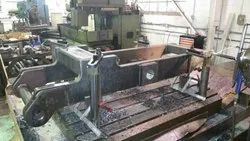 Horizontal Boring Machine Job Work