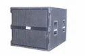 RCF Singal 18'' Bass V Max 118