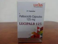 Lucipalb Palbociclib 125 Mg