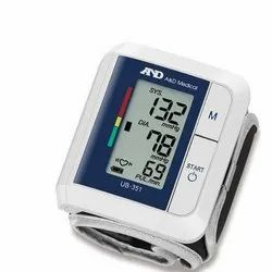 A&D Wrist BP Monitor UB-351- Japan