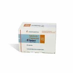Nilotinib Capsules 200 Mg
