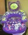 Inflatable Teddy Chair