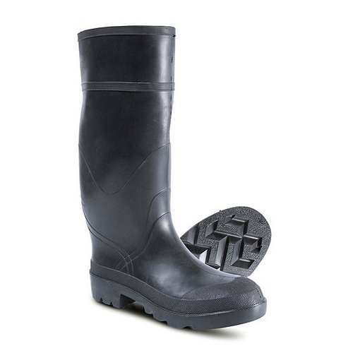 Leather 8 Construction Safety Rubber