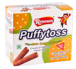 Puffytoss Multigrain Puff