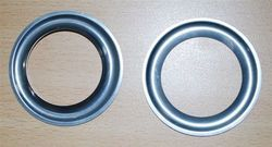 SS Curtain Eyelet Rings, Packaging Type: Box and Packets