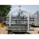 Asphalt Heating & Storage Tank-Indirect Heating