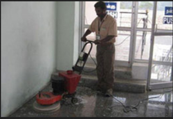 Retail Shop Floor Cleaning Service