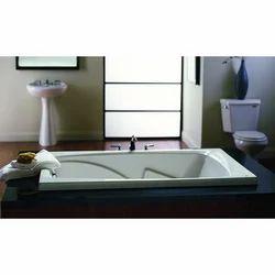 Acrylic Single Bathtub