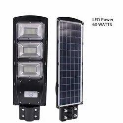 60 Watt Solar LED Street Light