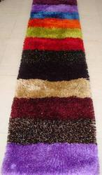 Multicolor Shaggy Carpets