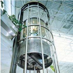 Hydraulic Automatic Passenger Elevator
