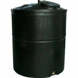 Black Impact Water Tank