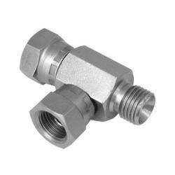 STAINLESS STEEL 904L GRADE Tube Fittings, Size: 1/2 Inch , For Chemical Fertilizer Pipe
