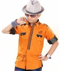party wear Kids fancy Cotton Shirt