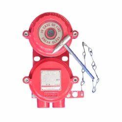 Sai-Ex Red FLP Fire Alarm