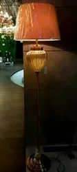 Antique Brown Table Lamp