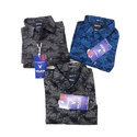 Cotton M And L Mens Casual Printed Shirt