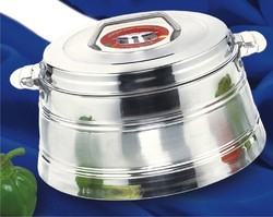 ESTEELO Smile Stainless Steel insulated Hot Pot Casserole
