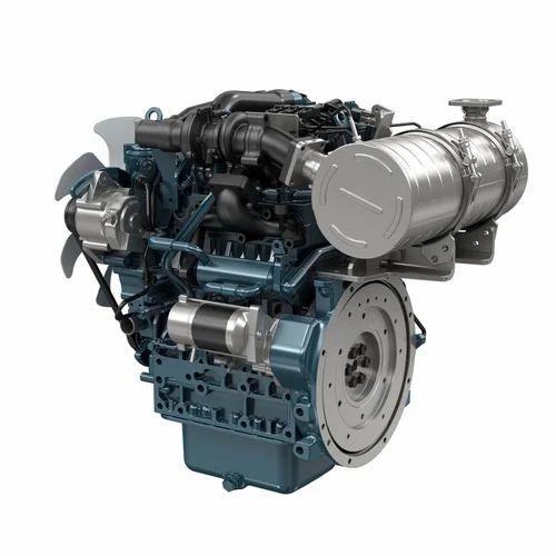 Kubota D1803-CR-TI-E4B 195 kg Engine - Kubota Agricultural Machinery