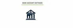 BANK ACCOUNT SOFTWARE