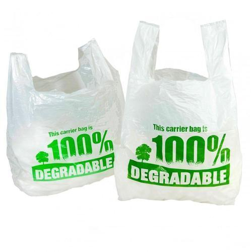 Biodegradable Poly Bags