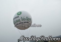 Helium Gas Advertising Balloon