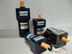 Single Phase FHP AC Geared Motor, IP Rating: IP55, Voltage: 220 V